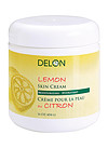 Lemon Skin Cream for Face and Body