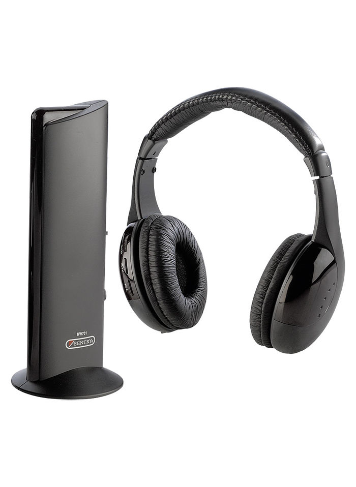 Sentry 174 Wireless Headphones Amerimark Online Catalog