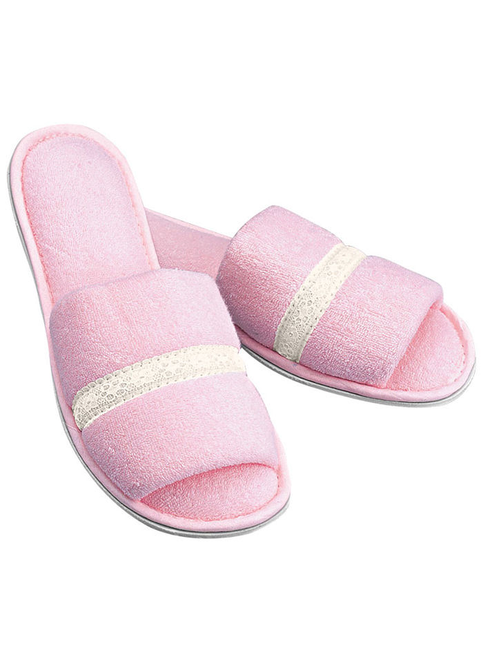 open toe slippers amerimark