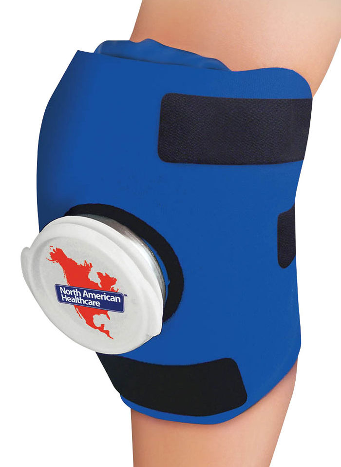 2-in-1 Knee Wrap