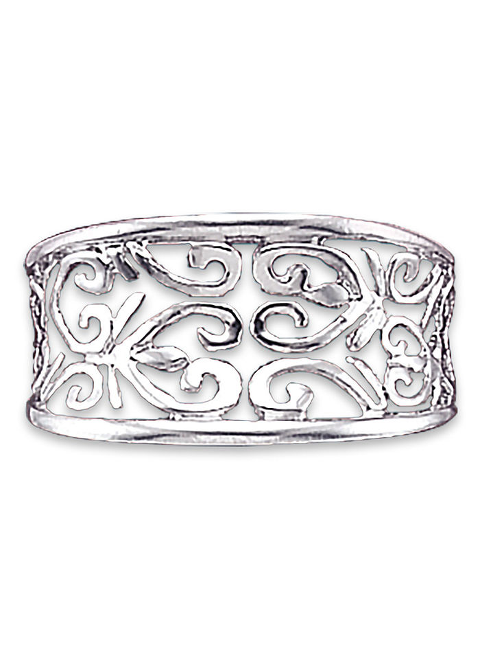 Simply Silver Ring