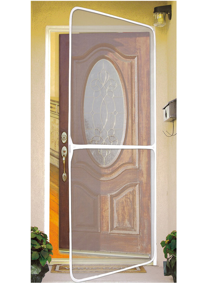 Home Depot Portable Screen Rooms : Home deluxe instant screen door
