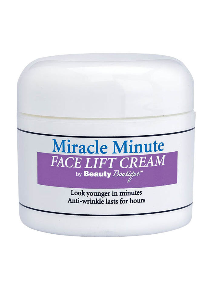 Miracle Minute Face Lift Cream