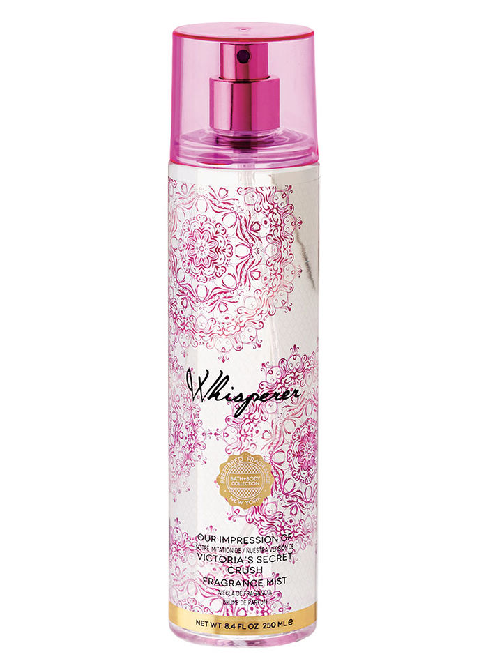 Versions of Victoria's Secret® Body Mist Spray