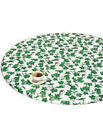 Product Review Round Elasticized Tablecloth
