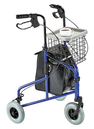 Main Three-Wheel Rollator