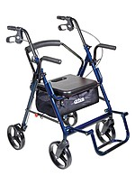 Product Review Duet Rollator/Transport Chair