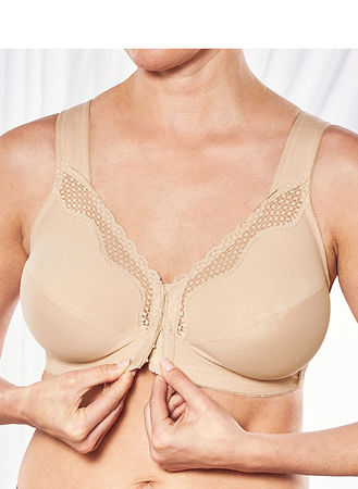 ba8cf1a8b Main Exquisite Form® Cotton Soft Cup Posture Bra ...