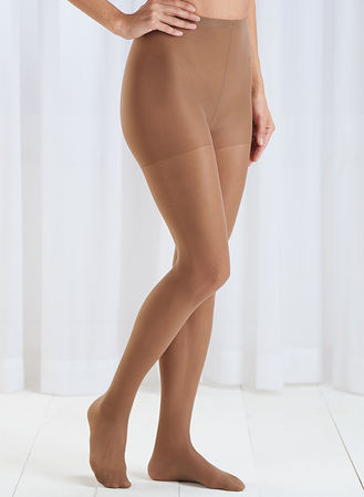 Main 3 Pack Non-Run Support Pantyhose