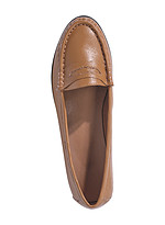 Product Review Bella Leather Penny Loafer