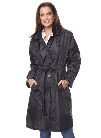 Main Packable Rain Coat