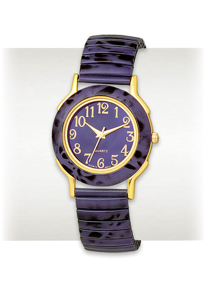 Everything purple watch amerimark for Jewelry watches