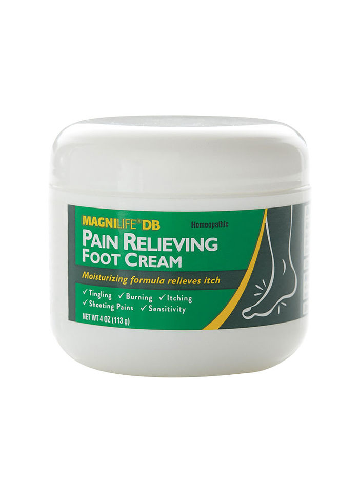 Pain Relieving Foot Cream