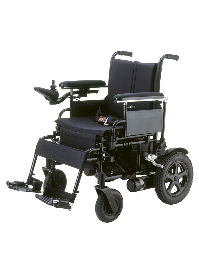 Cirrus Plus Ec Power Wheelchair Amerimark