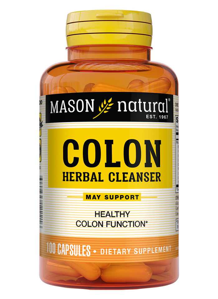 Colon Herbal Cleanser