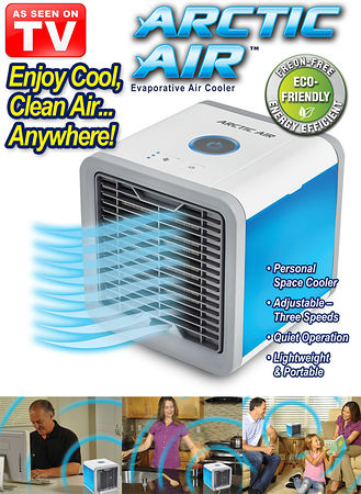 Main Arctic Air™ Evaporative Air Cooler