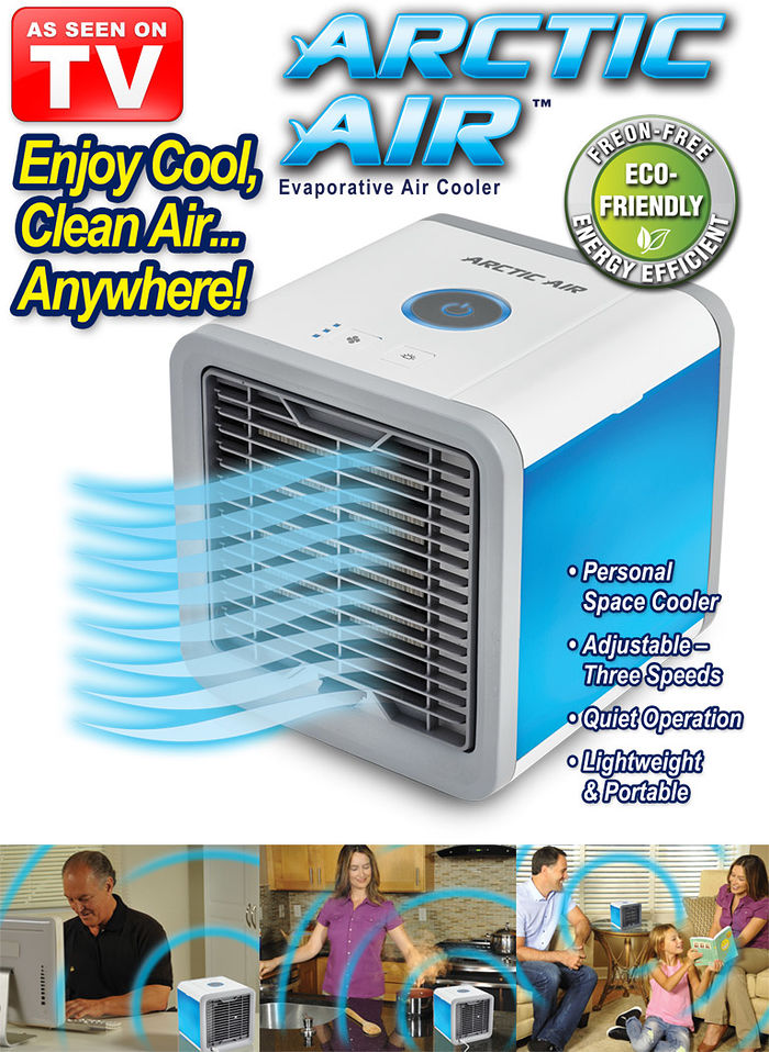 Arctic Air™ Evaporative Air Cooler