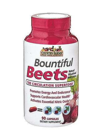 Main Country Farms Bountiful Beets Capsules