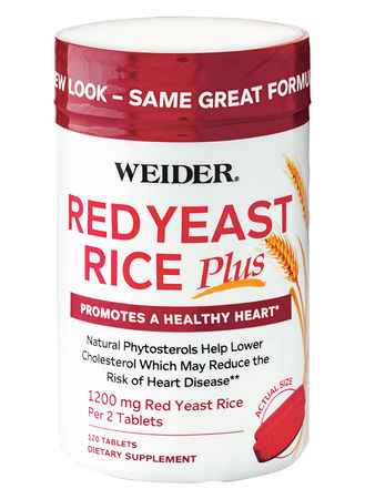 Main Red Yeast Rice Plus