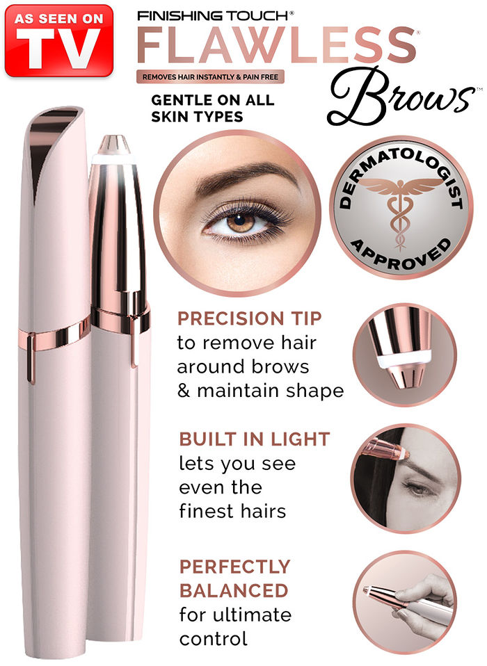 Finishing Touch® Flawless® Brows™