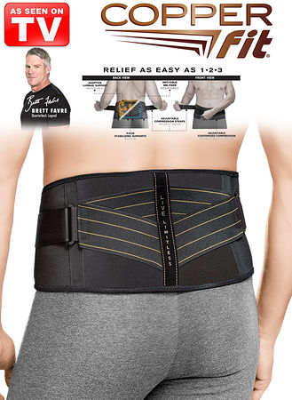 Main Copper Fit® Advanced Back Pro