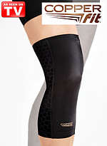 Product Review Copper Fit® Compression Knee