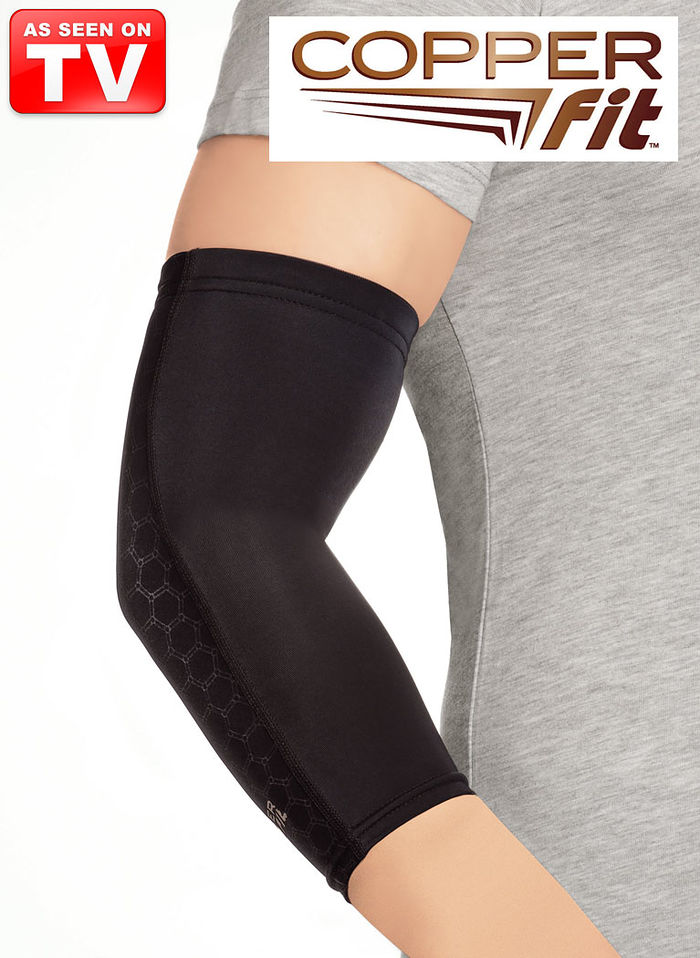 Copper Fit® Compression Elbow