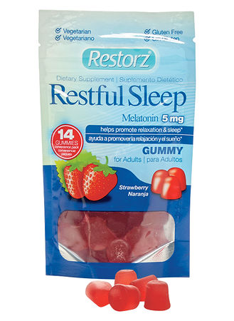 Main Restful Sleep Gummies
