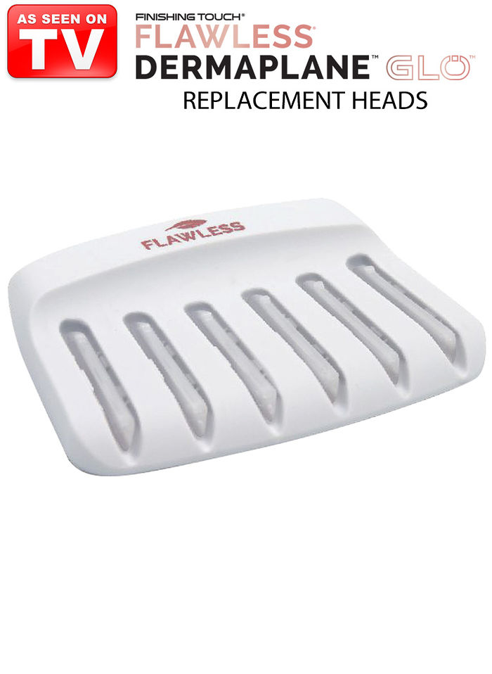 Dermaplane™ Glo™ Replacement Heads