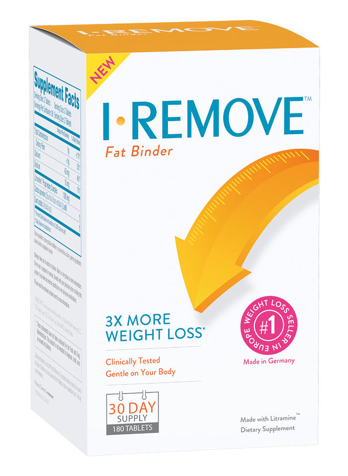I-Remove Fat Binder