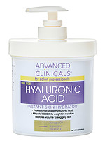 Product Review Advanced Clinicals Hyaluronic Acid Instant Skin Hydrator