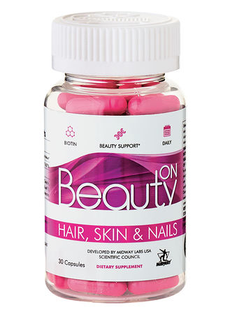 Main Hair, Skin & Nails Capsules