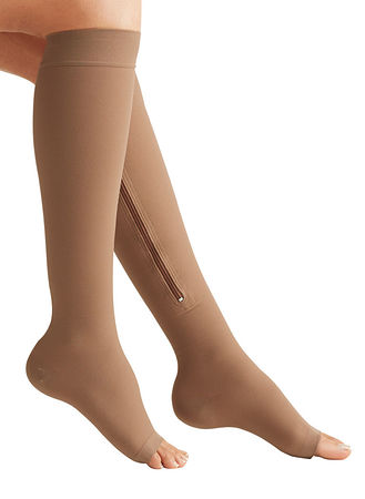 ac95d5a7d9 Zipper Compression Socks | AmeriMark