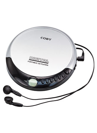 Main Coby® Personal CD Player