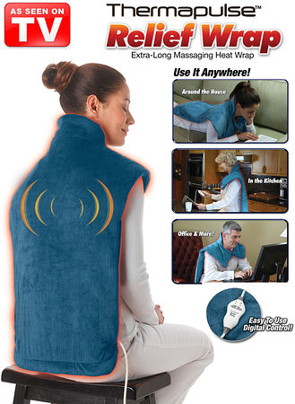 Main Thermapulse™ Relief Wrap
