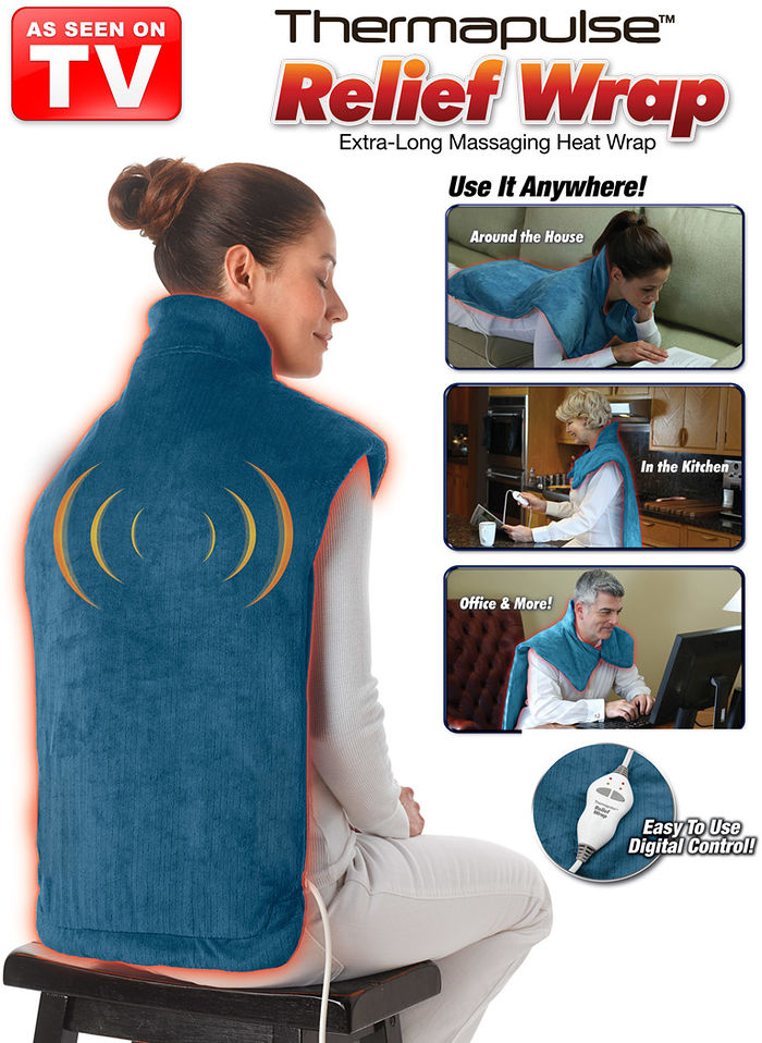 Thermapulse™ Relief Wrap