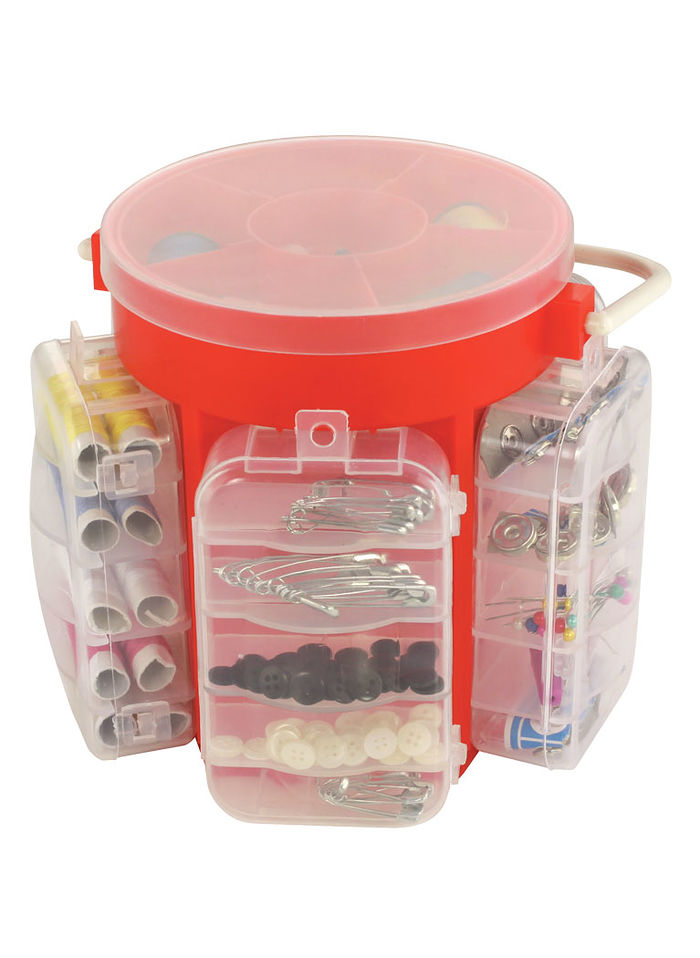 210-Piece Sewing Caddy