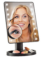 Product Review Light-Up Makeup Mirror
