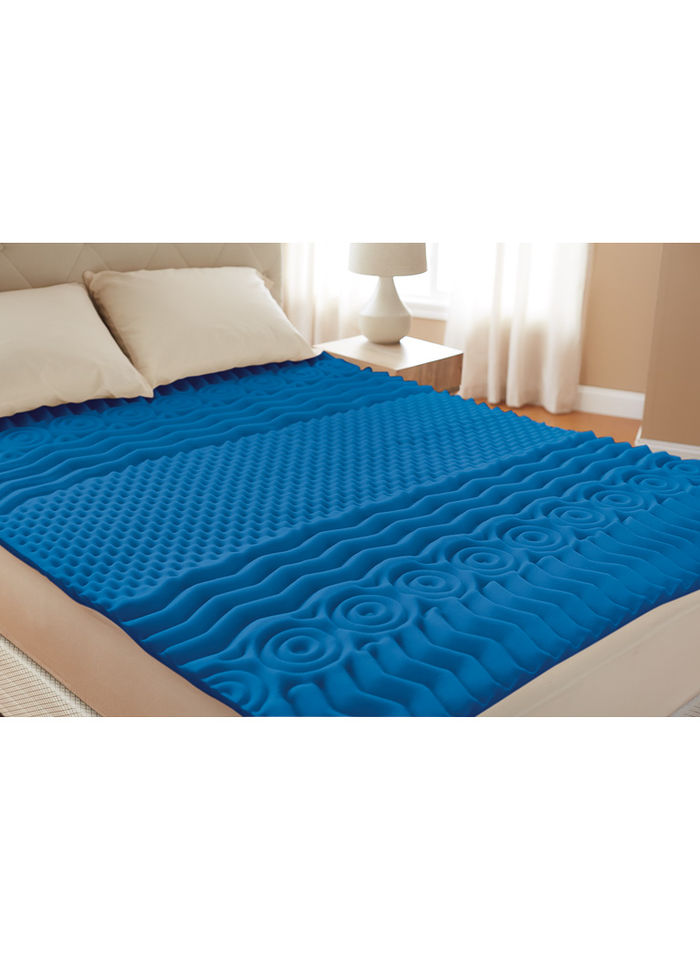 7 Zone Deluxe Cooling Mattress Topper King Amerimark