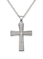 Product Review Lord's Prayer Pendant