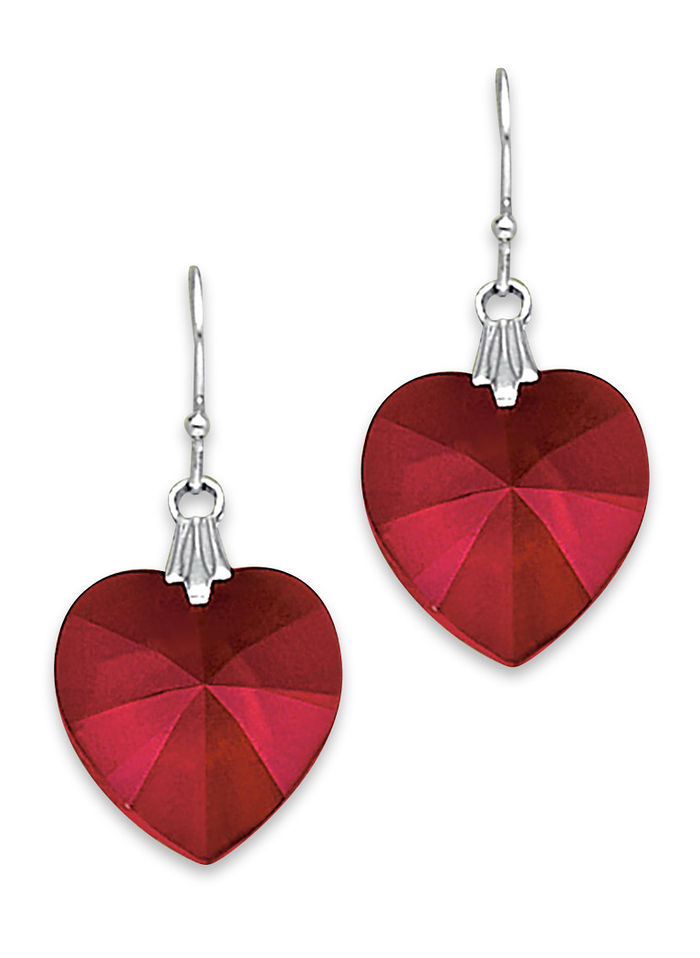 Hearts Aflame Earrings