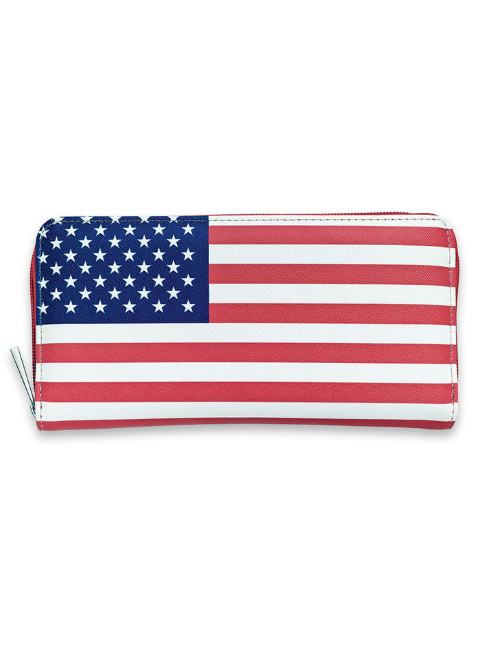Stars & Stripes Forever Wallet