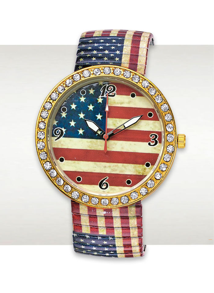 Old Glory Watch