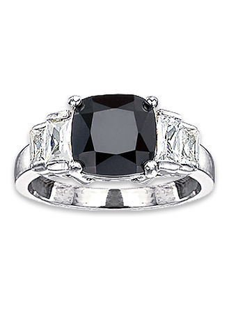 Main Romantic Midnight Ring