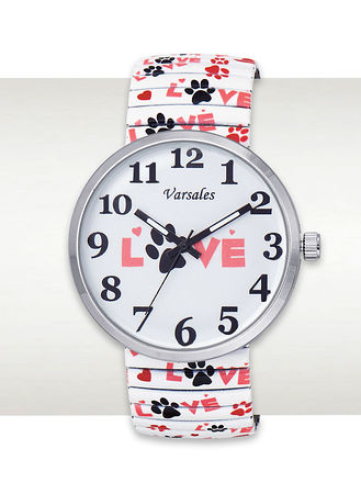 Main Pet Lover Stretch Watch
