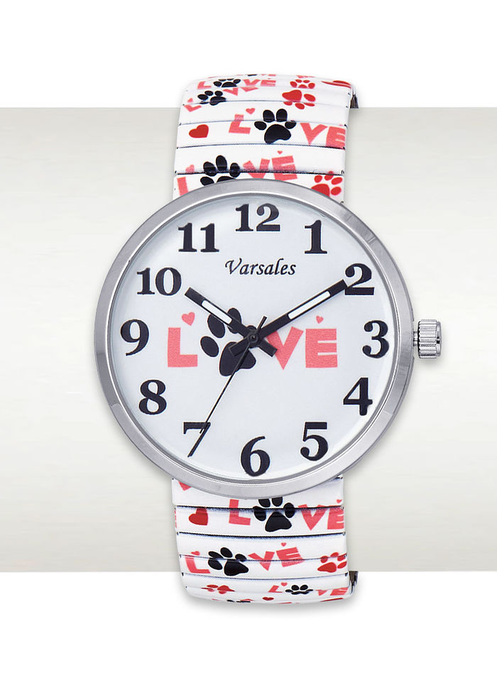 Pet Lover Stretch Watch