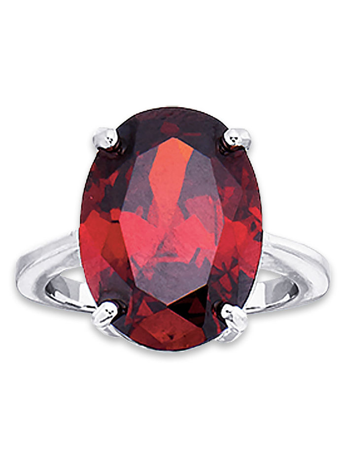 Suddenly Scarlet Ring