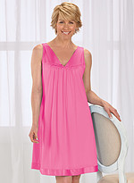 Product Review Exquisite Form® Sleeveless Nightgown