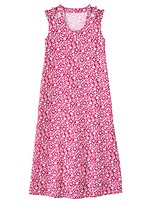 Product Review Knit Print Sundress