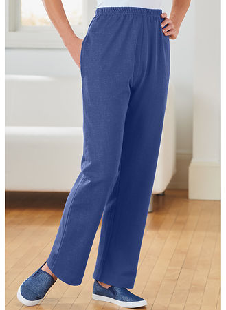 Rubinelli french terry misses petite pants